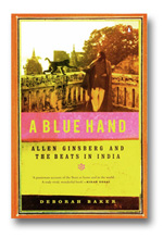 Old Book Covers (A Blue Hand)
