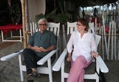 Amitav Ghosh & Deborah Baker