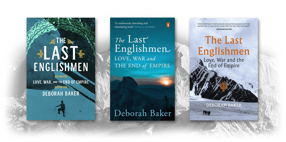 The Last Englishmen - Book Covers