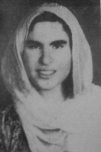 Maryam Jameelah 1962 passport