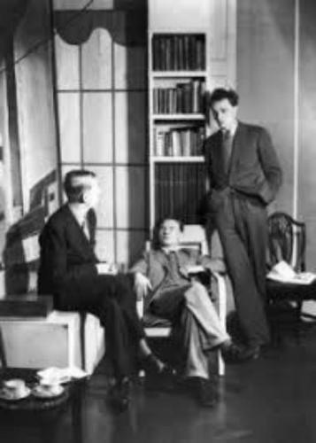 W. H. Auden, Christopher Isherwood & Stephen Spender